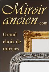 Boutique de miroirs anciens